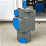 液动式换向台湾HIGH-TECH海特克双联叶片泵