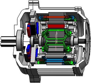 但在节能电机和节能配电箱方面进一步节能,提高抽油机井系统效率的