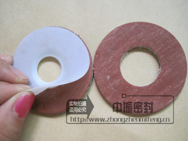 热销化工厂四氟包覆石棉、橡胶密封垫片质量好