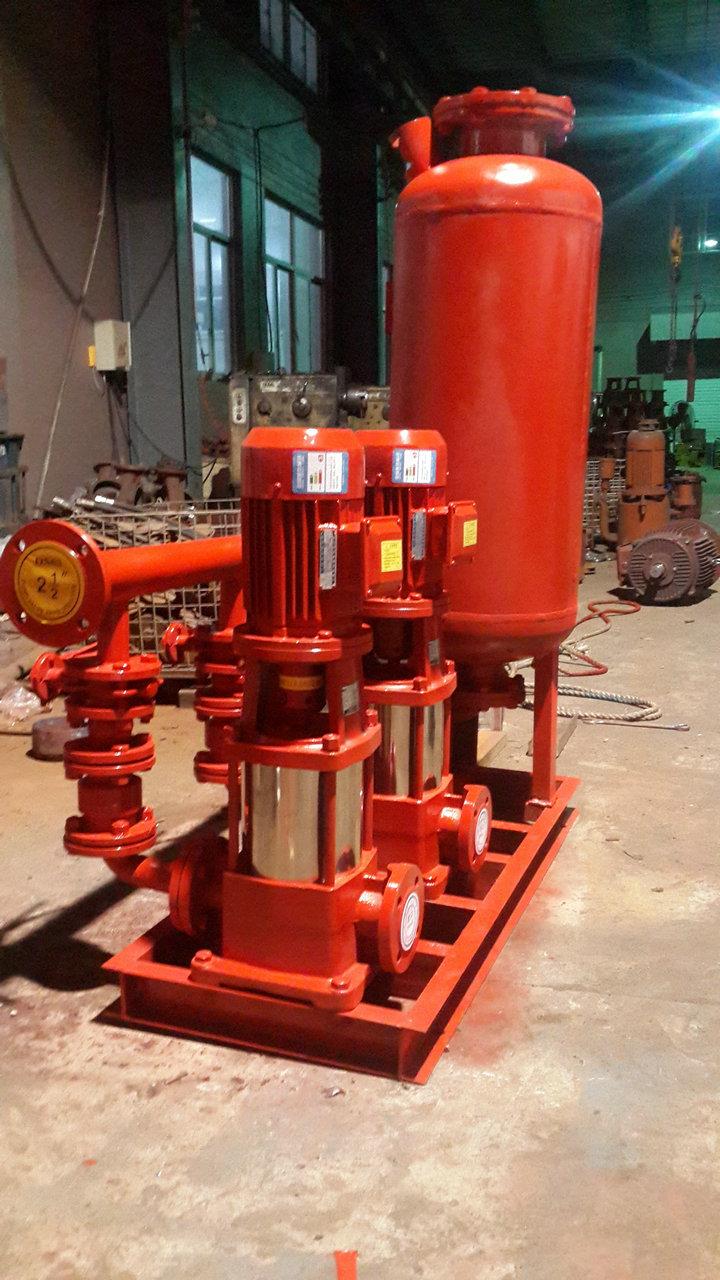 消防泵的启动方式会影响给水设备的可靠性吗