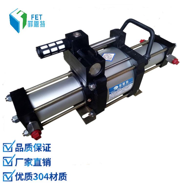 ztv02-大流量空气增压机 压缩空气增压阀